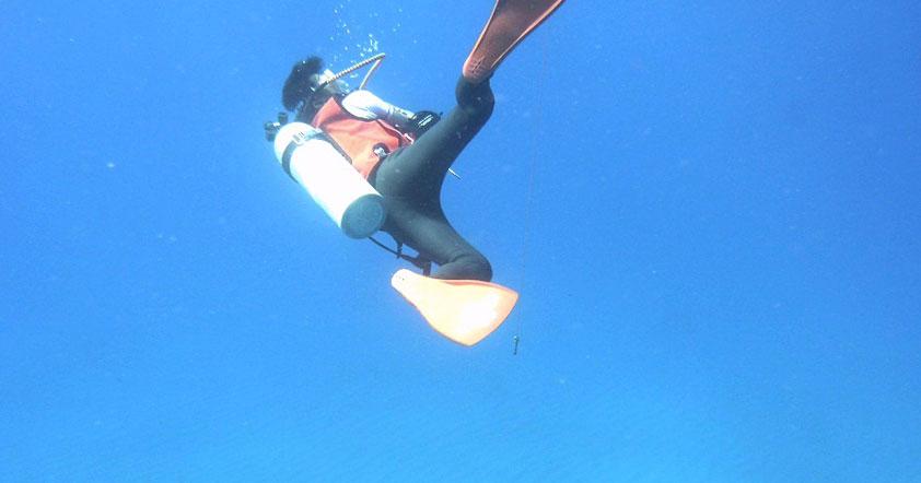 神津島のダイビングショップ04