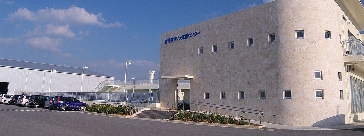 沖縄店の外観画像