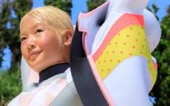 沖縄や海外リゾートでオールシーズン使える!<br>これが噂の「2ピーススタイル」